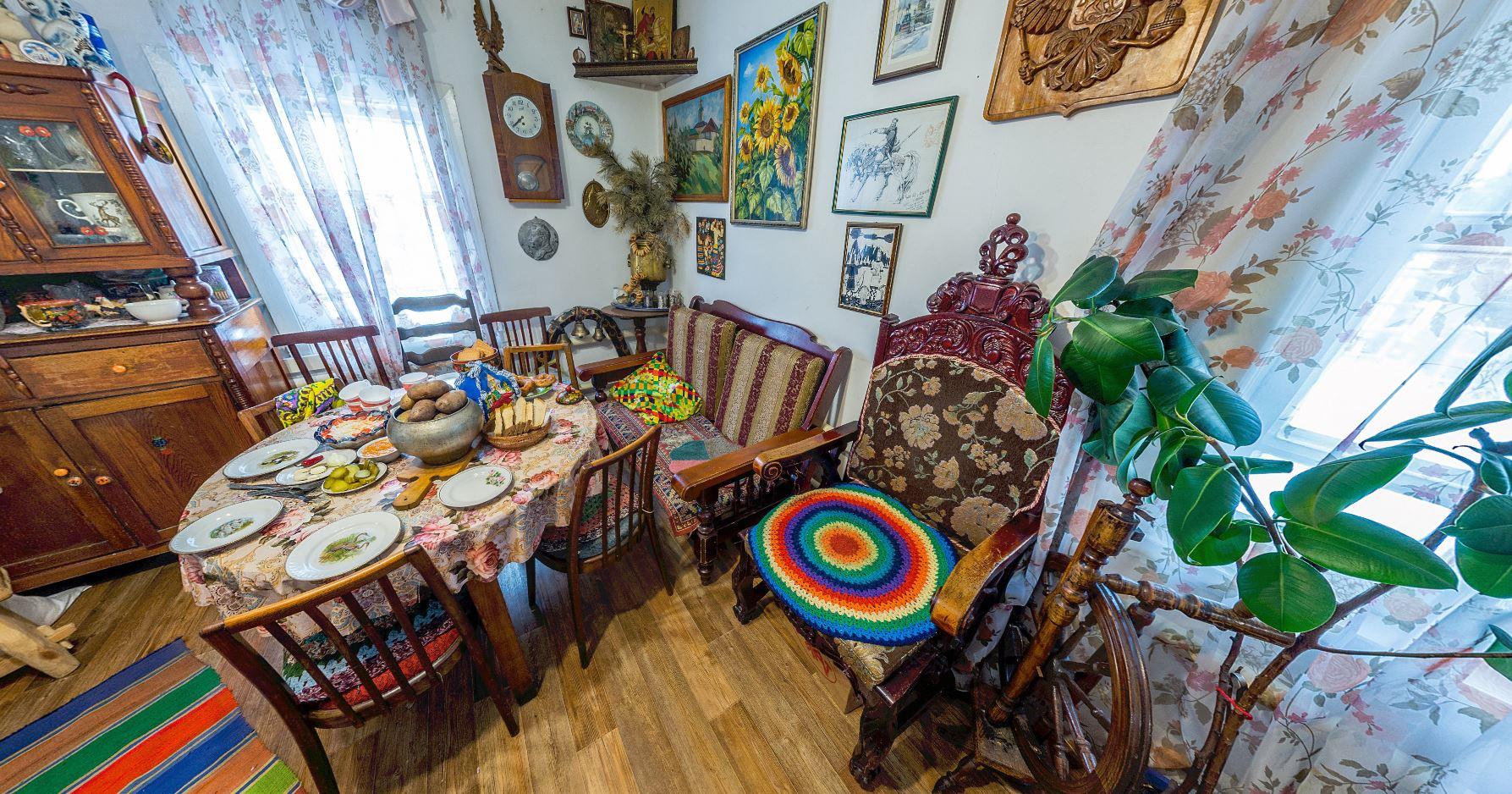 дом музей Русской женщины