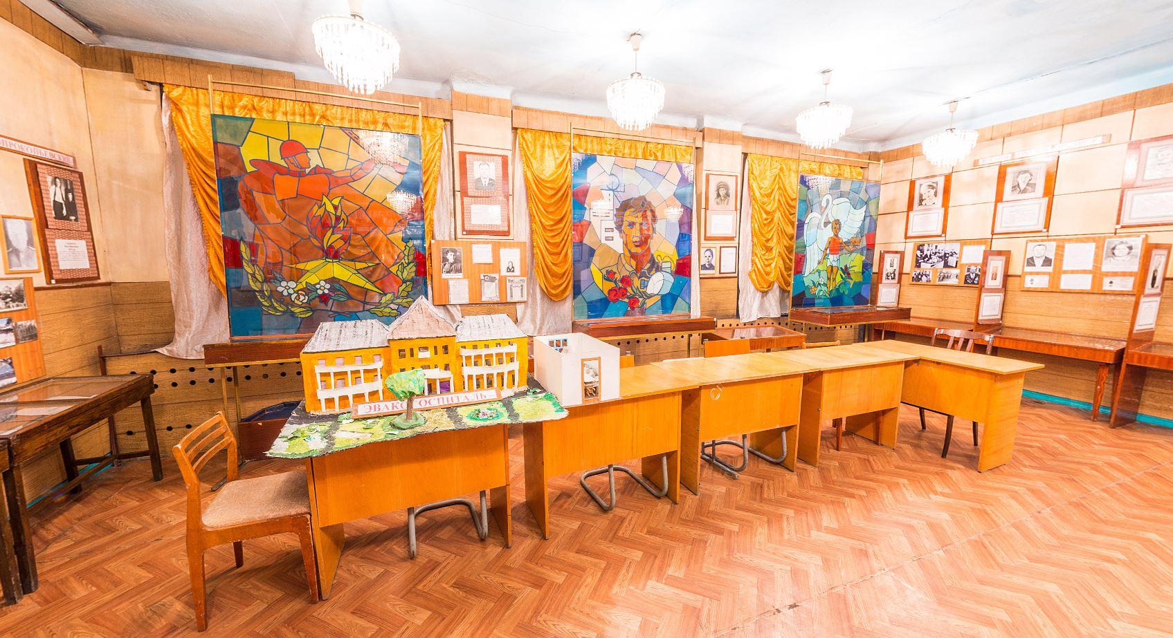 школа 63 Прокопьевск