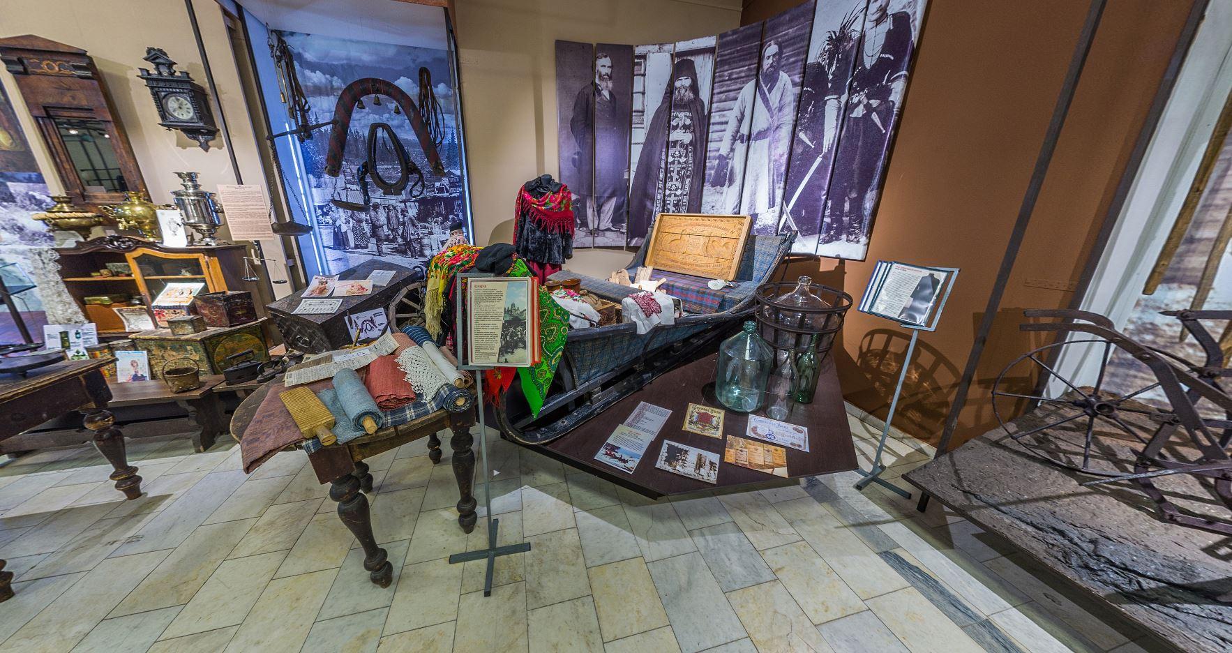 Кемеровский краеведческий история