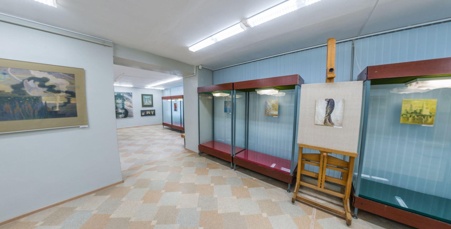 Юрга музей ИЗО