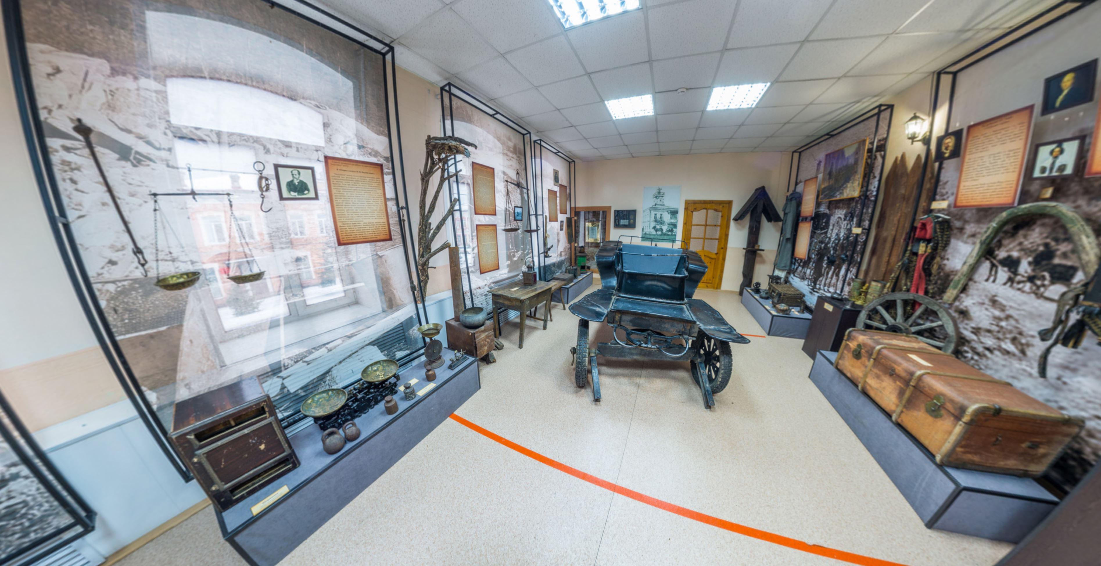 Мариинск краеведческий музей