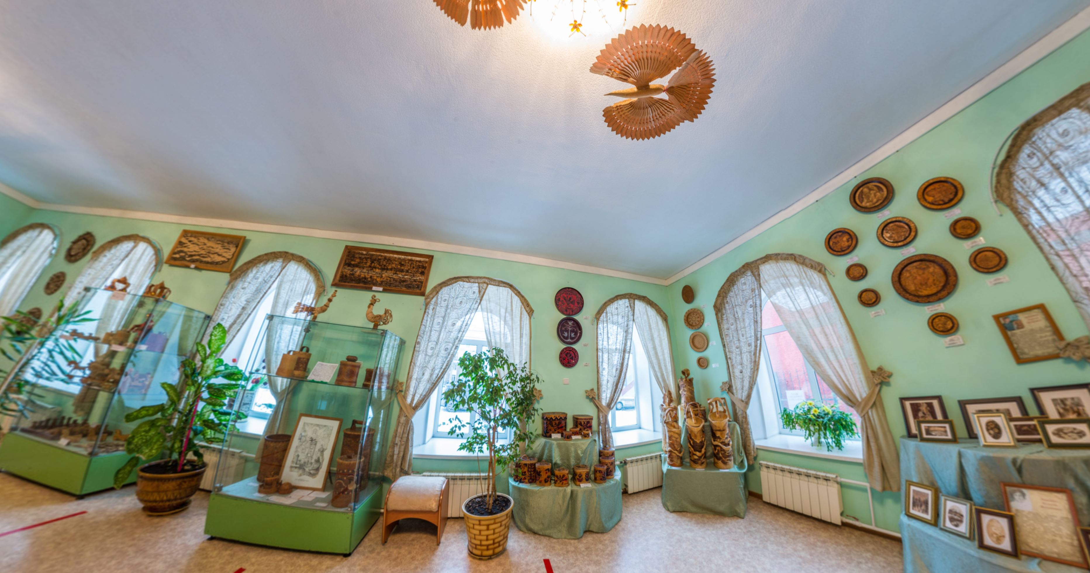 Мариинск музей бересты