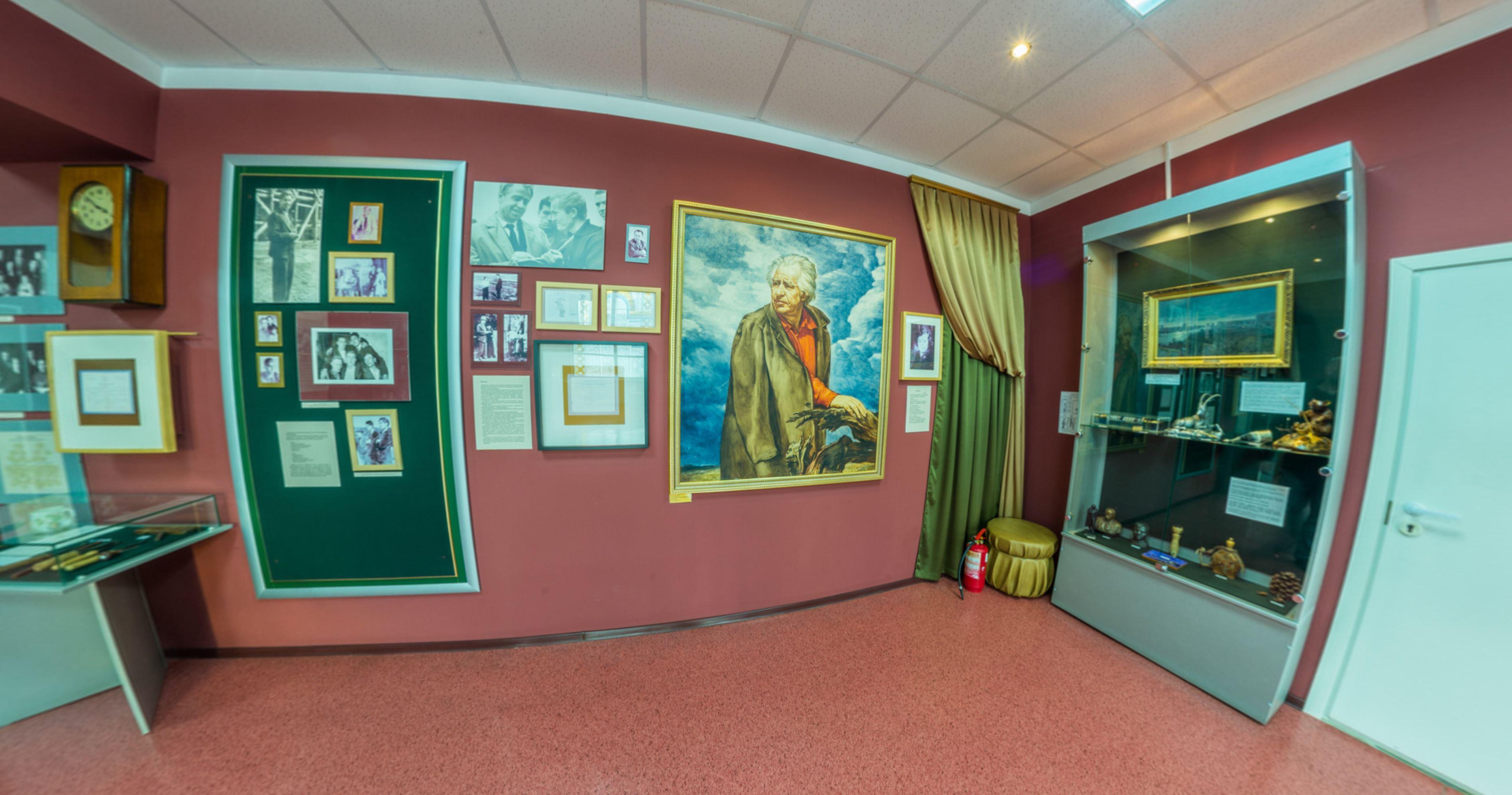 Марьевка музей