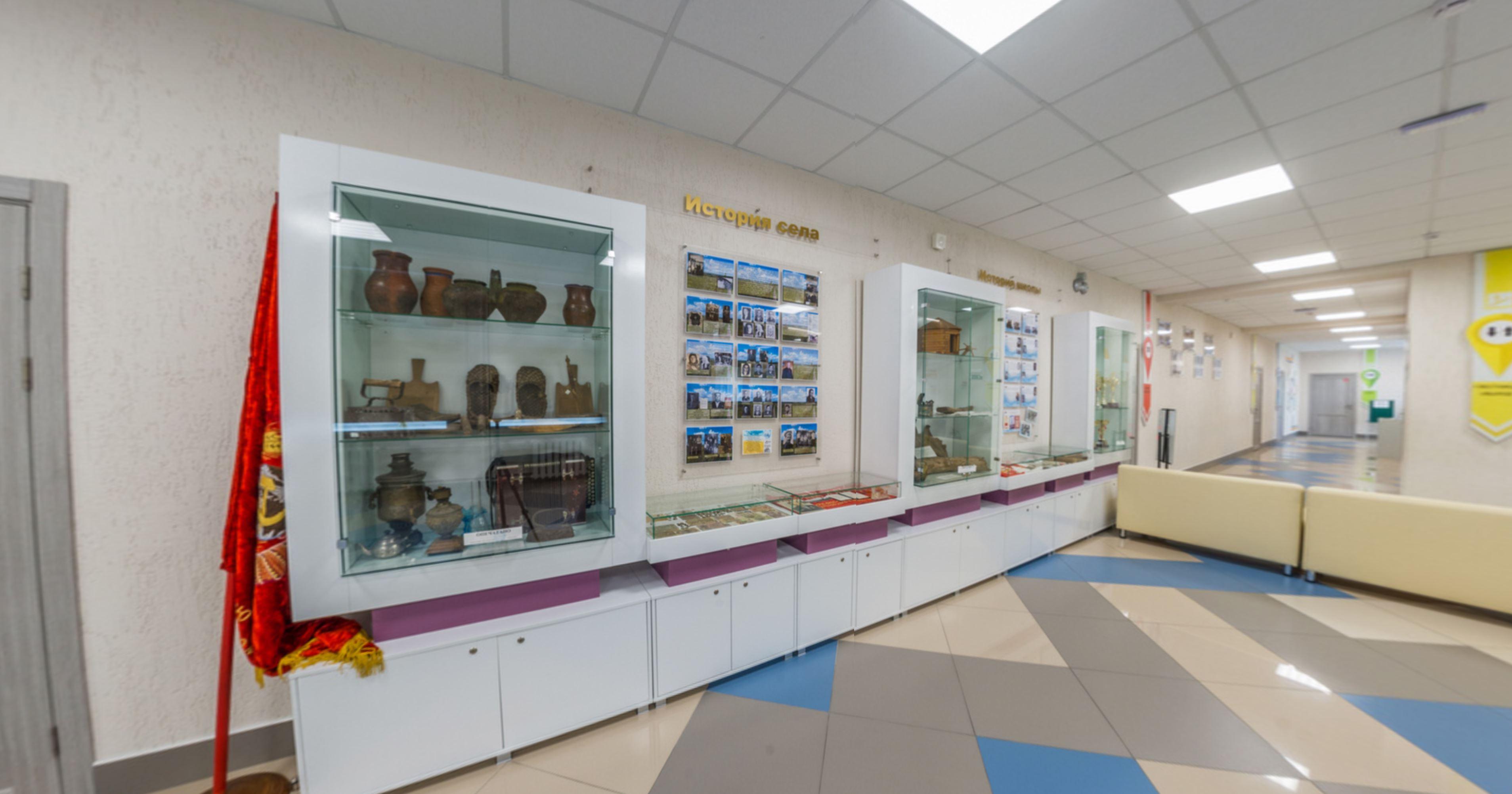 ягуновская школа